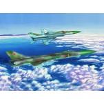 SUKHOÏ Su-15 TM Chasseur-intercepteur Soviétique Maquette avionTrumpeter 1/72e