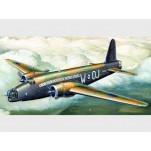 """BOMBARDIER MOYEN BRITANNIQUE VICKERS """"WELLINGTON"""" MK 1C  1939-1945. Trumpeter 1/72e"""