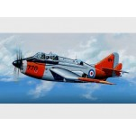 AIREY GANNET T. MK2 Armée  Britannique et Allemande 1960. Maquette avion Trumpeter 1/72e