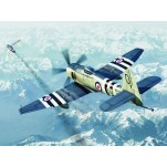 HAWKER SEA FURY FB.11  Armée Britannique. Maquette avion Trumpeter 1/72e