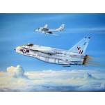 "BRITISH ELECTRIC (BAC) ""LIGHTNING"" F.2A/F.6 Maquette avion Trumpeter 1/72e"