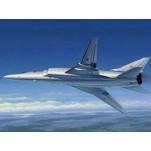 """TUPOLEV Tu-22M2 """"BACKFIRE"""" B  1970. Maquette avion Trumpeter 1/72e"""