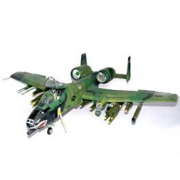 FAIRCHILD-REPUBLIC A-10A THUNDERBOLT  US air force. Maquette avion Trumpeter 1/32e