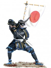 Andrea miniatures,75mm.Date Masamune,1615 figure kits.