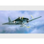 "GRUMMAN F6F-3 ""HELLCAT""  US NAVY. Maquette avion Trumpeter 1/32e"