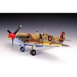SPITFIRE MK VB/ Trop - 1942 Maquette avion Trumpeter 1/24e