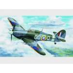 HAWKER HURRICANE Mk. IIC Maquette avion Trumpeter 1/24e