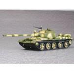 Char Soviétique T-62, 1972. Maquette char Trumpeter 1/35e