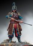 Figurine de Général Mongol 1343 Andrea miniatures 54mm
