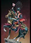 Figurine de Toyotomi Hideyoshi 1582 Andrea miniatures 54mm