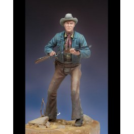 Andrea ,54mm.Far west figure kits.Winchester 73
