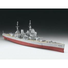 Maquette HMS KING GEORGE V - Revell 1/570e.