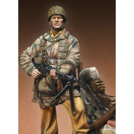 Figurine 90mm Andrea miniatures: Fallschimjäger,Montecasino en 44.