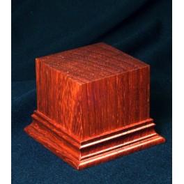 50x50x50 Socle Pegaso Models en bois.