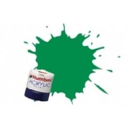 ACRYLIQUE VERT EMERAUDE   14 ML Peinture Humbrol 2