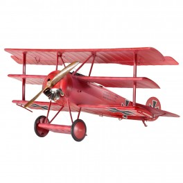MODEL SET FOKKER Dr. I TRIPLAN Maquette d'avion  Revell 48e.