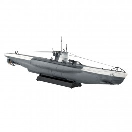 SOUS MARIN ALLEMAND U-BOAT TYPE VIIC Maquette Revell 350e.