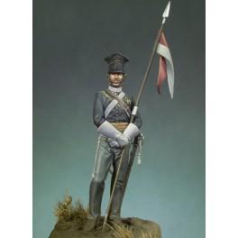 Figurine Andrea miniatures,54mm.17e Lancier,Crimée,1854.