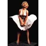 Figurine de Marilyn. Andrea miniatures,80mm.