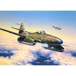 MESSERSCHMITT Me 262 A1A Maquette Revell 1/72e.