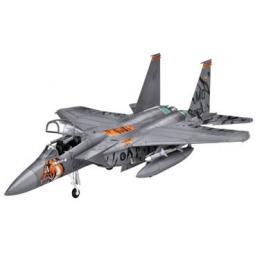Mc DONNELL DOUGLAS F-15 E STRIKE EAGLE Maquette 1/144e Revell.