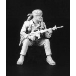 Andrea miniatures,54mm.Soldat U.S. Seal.