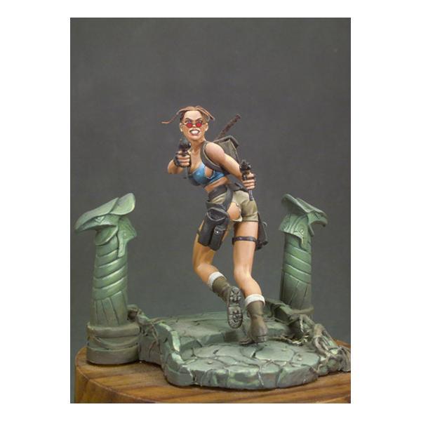 Andrea miniatures,80mm.Storm Rider.