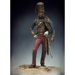Andrea miniatures,54mm.Figurine de Lord Cardigan,1854.