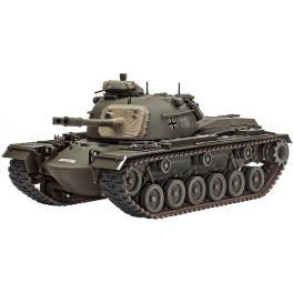 Maquette 35e char Revell-M48 A2/A2C.