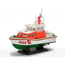 Maquette bateau 72e- Le Walter Rose Revell avec peintures.