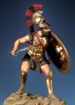 54mm.Pegaso.Oplite Grec,Ve siècle avant JC.