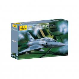Maquette Mirage 2000B Heller 72e.