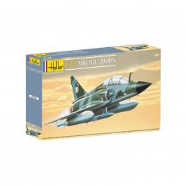 Maquette Mirage 2000N 1/72e Heller.