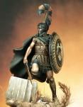 Figurine 75mm Pegaso Mercenaire Grecque Ve siècle avant JC
