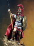 Figurine 75mm.Pegaso.Grec Macédonien 200-168 avant JC.