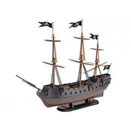 Maquette de bateau Pirate easy kit Revell.350e.