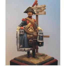 Beneito miniatures,54mm.Gendarme ,1810.