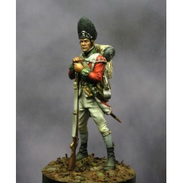 Beneito miniatures,54mm.Figurine de Grenadier Britannique,1777.