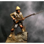 Beneito miniatures,54mm figuren.Soldat, Cameron Highlanders im Sudan,1898.