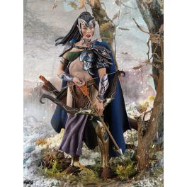 Figurine 54mm,Ainariël Arrow of Light II, Andrea Miniatures.