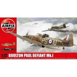 Maquette Boulton Paul Mk1, maquette d'avion au 1/72e Airfix.