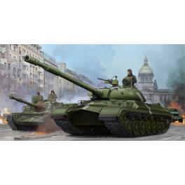 Maquette du T-10M, char lourd Soviétique au 1/35ème Trumpeter.