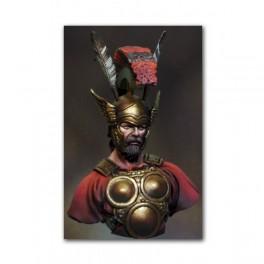 Ares mythologic,Bust.Krieger.