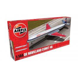 Maquette du DE HAVILLAND COMET 4B au 144ème Airfix.