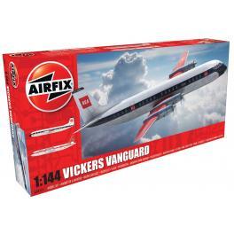 Maquette de VICKERS VANGUARD au 144ème Airfix.