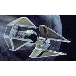 Maquette du Tie Interceptor par Revell Star Wars.