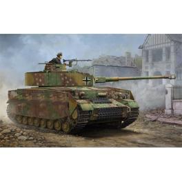 Char Allemand PzKpfw IV Ausf J - 1943 au 1/16ème Trumpeter.