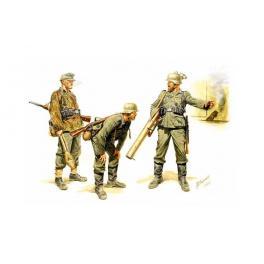 Figurine de chasseurs de char Allemands Master Box.