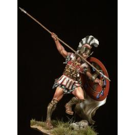 Athenian Hoplite, Persian Wars (490-479 bC ) figure 75mm Alexandros Models.