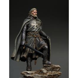 Andrea miniatures 54mm Figurine Chevalier Hospitalier 1250